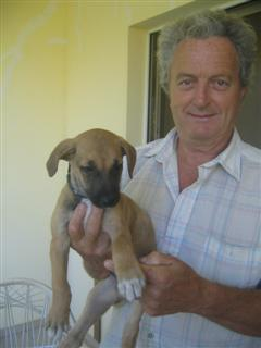 Les holding Mr T(rouble!)